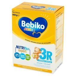 Junior 3R Mleko modyfikowane dla dzieci powyżej 1. roku życia 800 g