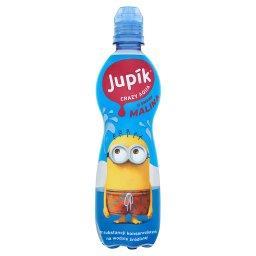Crazy Aqua o smaku malina Napój niegazowany