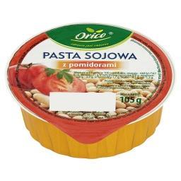 Pasta sojowa z pomidorami