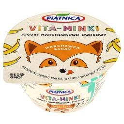 Vita-Minki Jogurt marchewka banan