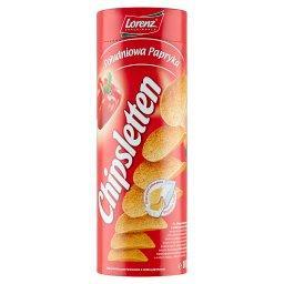 Chipsy ziemniaczane południowa papryka