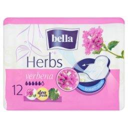 Herbs Verbena Podpaski higieniczne 12 sztuk