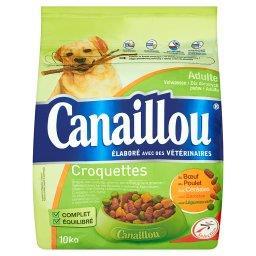 Croquettes Pełnoporcjowa karma dla psów z wołowiną k...