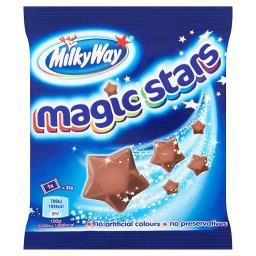Magic Stars Gwiazdki z puszystej mlecznej czekolady