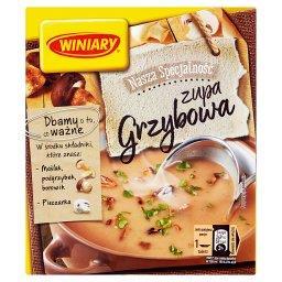 Nasza Specjalność Zupa grzybowa