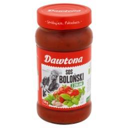 Sos boloński z ziołami