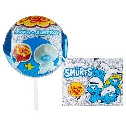 The Smurfs Lizak o smaku truskawkowym