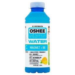 Vitamin Water Napój niegazowany o smaku cytryny-poma...
