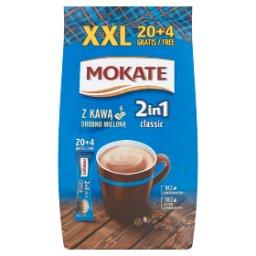 2in1 Classic Rozpuszczalny napój kawowy w proszku 33...
