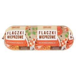 Flaczki wieprzowe w pomidorach