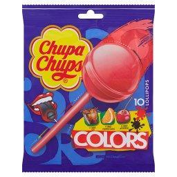 Colors Lizaki wielosmakowe  (10 sztuk)