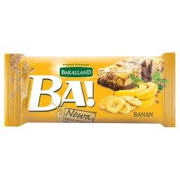 Ba! banan Baton zbożowy