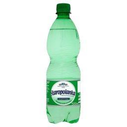 Naturalna woda mineralna średniozmineralizowana gazowana