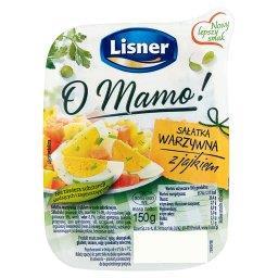 O Mamo! Sałatka warzywna z jajkiem