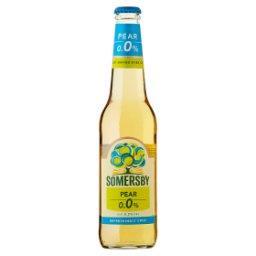 Bezalkoholowy napój piwny o smaku gruszki