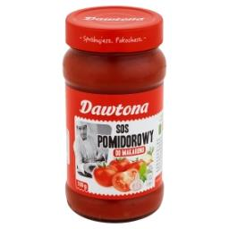 Sos pomidorowy do makaronu