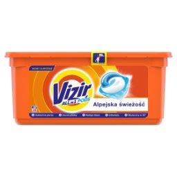 Alpine Fresh Kapsułki do prania, działanie Allin1, 28 prań