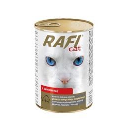 Rafi Kot kawałki z wołowiną w sosie 415g