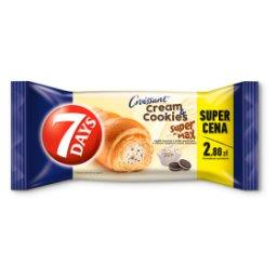 Cream & Cookies Max Rogalik z kremem o smaku wanilio...