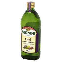 Olej z pestek winogron