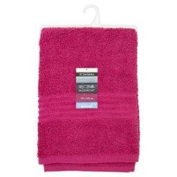Ręcznik łazienkowy 70 cm x 140 cm fuksja