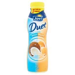 Duet Napój jogurtowy o smaku kokos-migdał