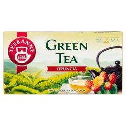 Green Tea Opuncia Herbata zielona  (20 torebek)