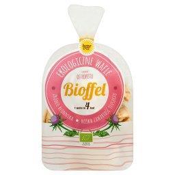 Bioffel Ekologiczne wafle z dodatkiem ostropestu