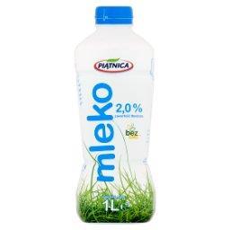 Mleko UHT 2,0% 1 l