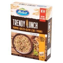 Trendy Lunch Mhammas groszek grzyby leśne tymianek 4...