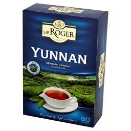 Yunnan Herbata czarna ekspresowa 136 g (80 torebek)