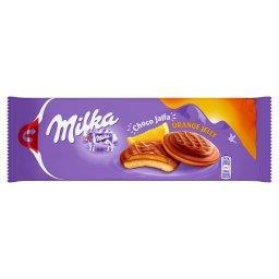 Choco Jaffa Biszkopty z galaretką o smaku pomarańczowym w czekoladzie