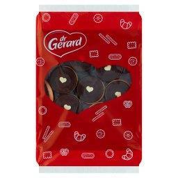 Pasja Biszkopt z galaretką wiśniową kremem śmietankowym i czekoladą