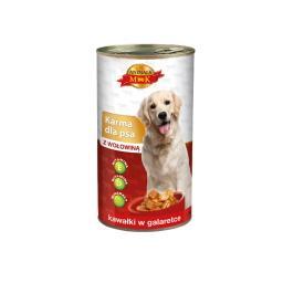 Karma dla psa z wołowiną 1240g