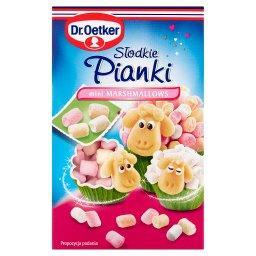 Słodkie pianki mini Marshmallows
