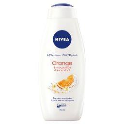 Care & Orange Pielęgnujący żel pod prysznic