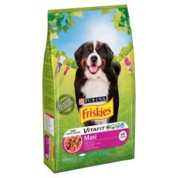 Vitafit Maxi Karma dla psów z wołowiną
