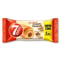 Cream & Cookies Max Rogalik z kremem z orzechów laskowych z kawałkami ciastek