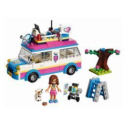 Klocki Lego Friends Furgonetka Olivii 41333