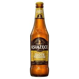 Złote Pszeniczne Piwo