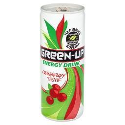 Cranberry Taste Napój energetyzujący