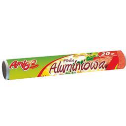 Folia aluminiowa 20 m