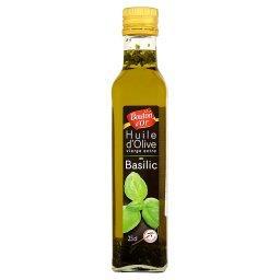 Specjalność z oliwy z oliwek z bazylią