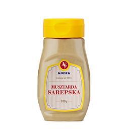 Musztarda Sarepska 300g