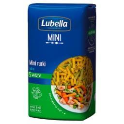 Makaron mini rurki 5 warzyw tubini