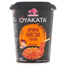 Danie instant z sosem japoński kurczak teriyaki