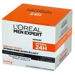Men Expert Hydra 24H Krem do twarzy intensywnie nawilżający