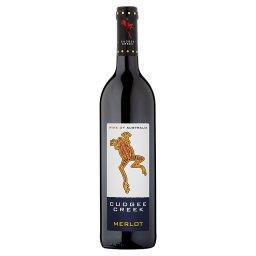Merlot Wino czerwone półsłodkie australijskie