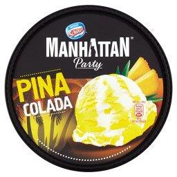 Party Pinacolada Lody o smaku kokosowym i lody ananasowe