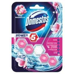 Power 5 Pink Magnolia Kostka toaletowa